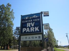 Glacier View Cabins & RV Park, Smithers