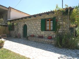 Villa Frias, Asprogerakata