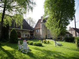 Le Détour, Buffard