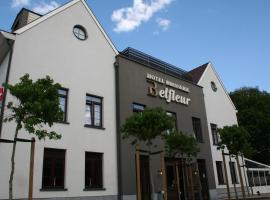Hotel Belfleur, Houthalen