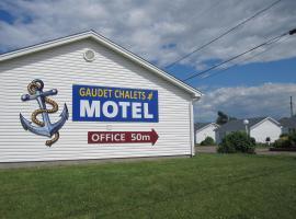 Gaudet Motel, Shediac