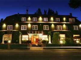 Hotel Grüne Tanne Mandelholz, Elend