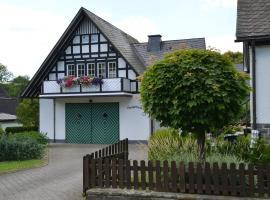 Ferienhaus Feldmann, Schmallenberg