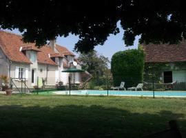 Chambre d'hôte au Coeur des Châteaux de la Loire, Civray-sur-Esves