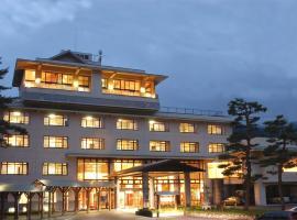 Hotel New Kawachiya, Omachi