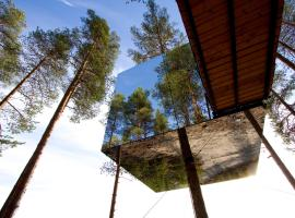 Treehotel, Harads