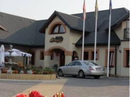 Hotel Allegri, Będzin