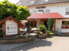 Hotel-Gasthof Rose, Oberkirch
