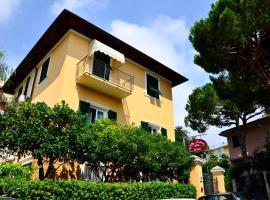 Locanda Villa Moderna, Nervi