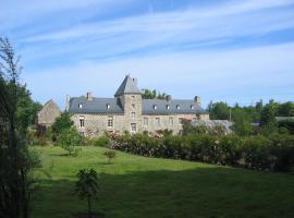 Château de Bonabry, Hillion