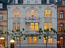Hotel zum Scheppen Eck, Wiesbaden