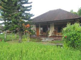 Good Karma Homestay and Restaurant, Tirtagangga
