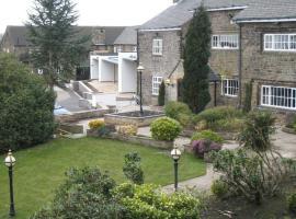 Best Western Lancashire Manor Hotel, Skelmersdale
