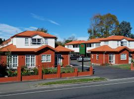 315 Motel Riccarton, Christchurch