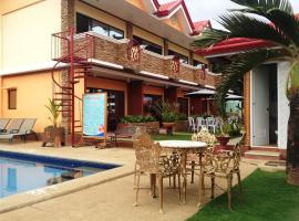 Citadel Bed and Breakfast, Puerto Princesa