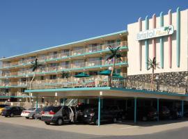 Bristol Plaza Motel, Wildwood Crest