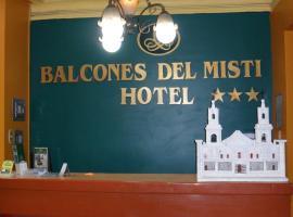 Los Balcones del Misti, Arequipa