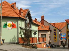 Hotel Cold, Salzberg