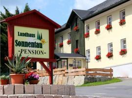 Landhaus Sonnentau, Johanngeorgenstadt