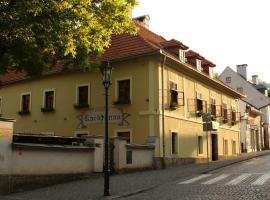 Penzión Kachelman, Banská Štiavnica