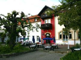Hotel Ostrauer Scheibe, Bad Schandau