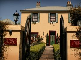 Blakes Manor Bed and Breakfast Deloraine, Deloraine