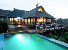 Pumba Private Game Reserve, Yarrow