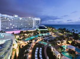 Fontainebleau Miami Beach, Miami Beach