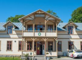 Ronneby Brunnspark Vandrarhem och B&B, Ronneby