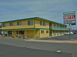 Greenway Motel, Redmond