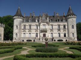 Relais du Silence Château de Nieuil, Nieuil