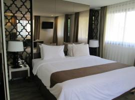 The Naripan Hotel Bandung By Amazing