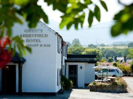 Abbeyfield Hotel, Bangor i Wales