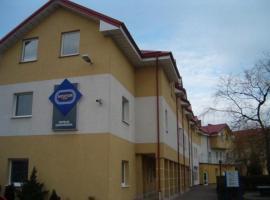 Hotelik MOSiR, Reda