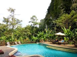 Ao Nang Cliff View Resort, Ao Nang