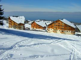 Appartement Yeti Immobilier 2, Thollon-les-Mémises