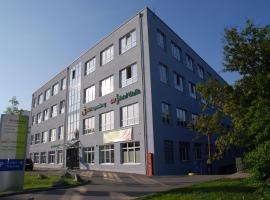 Zar-Hotel Vitalis, Regensburg