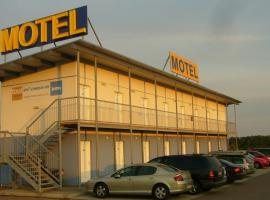 Tour-Motel, Wilfersdorf