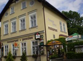 Pension a Restaurant Vesna, Srbská Kamenice