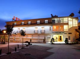 Hotel A Queimada, A Carrasca