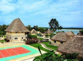 Bacalar Lagoon Resort, Santa Cruz Chico