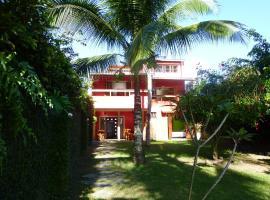 Halai Pousada e Restaurante, 모로데상파울루