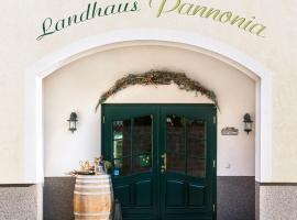 Landhaus Pannonia, Mörbisch am See