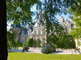 Chambres d'Hôtes Château du Bois de La Noe, Bouaye