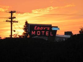Eddy's Motel, Butte