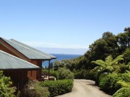 Earthsong Lodge, Tryphena