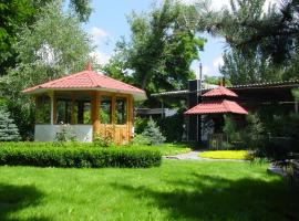 Dion Hotel, Zaporozhye