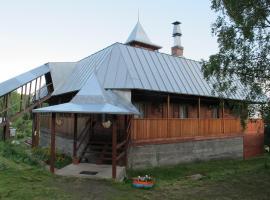 Krugobaykalskaya Holiday Park, Baykal