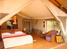 Loyk Mara Camp, Talek
