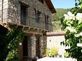Turismo Rural Los Cerezos, Jaca